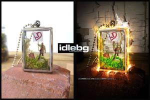 Zombies use Pheromones too :) by idlebg