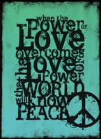 Power of Love by GrafikProdigy