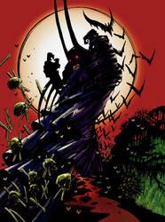 Batman 1 v2_5 - Calendar Art by Mikhel