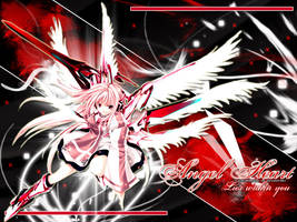 Angel Girl - Action by SakuraMeimi