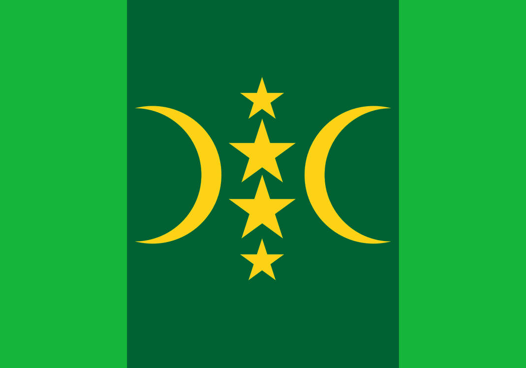 Mauritanian Empire by FighterGA