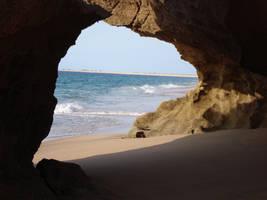Beach 06 by Lusitana-Stock
