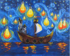 Sailing by Ittarius