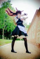 Steins Gate - Kurisu Makise by Shirokii