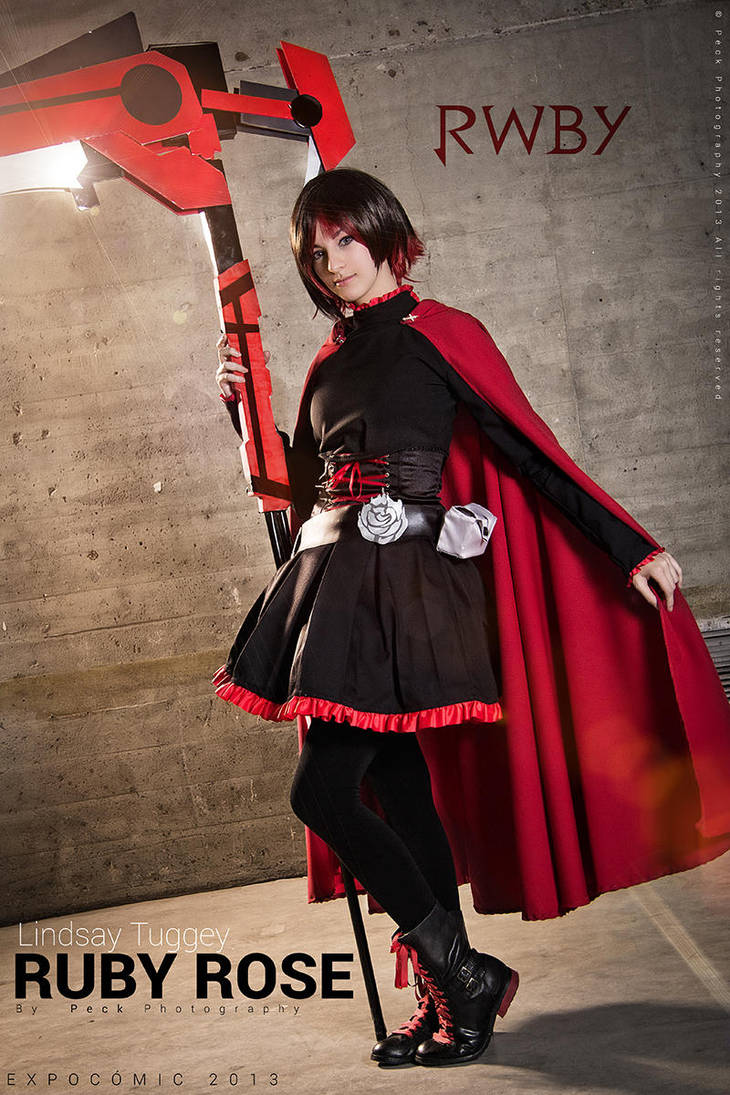 Ruby Rose - RWBY by Shirokii