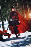 Ruby Rose II- RWBY by Shirokii