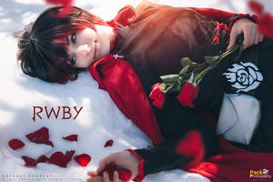 Ruby Rose IV- RWBY by Shirokii