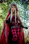 Cerise Wolf - Ever After High - II by Shirokii