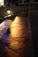 Water walkway by nouveller