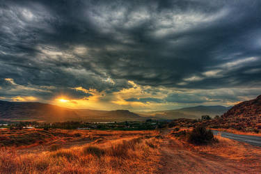 Osoyoos by IvanAndreevich