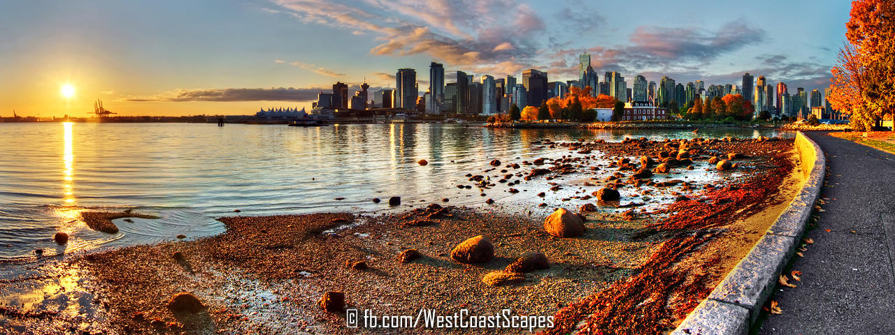 Vancouver by IvanAndreevich