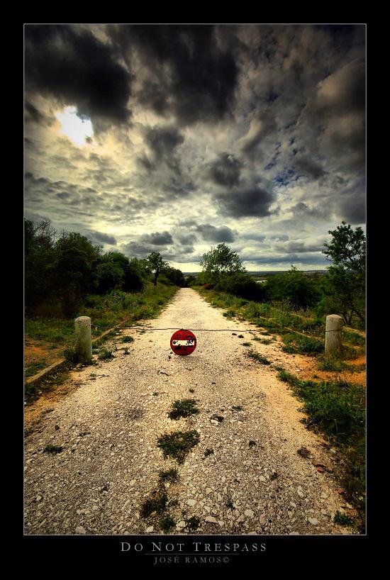 Do Not Trespass by Inebriantia