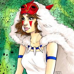 Wolf Princess by Stefari