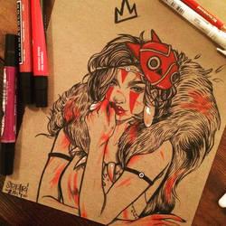Wolf In Me by Stefari