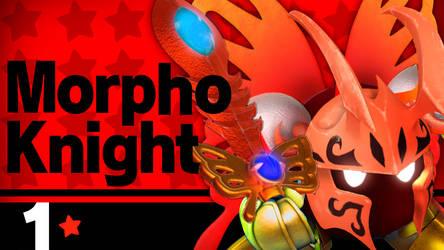 FIGHTER #1 MORPHO KNIGHT by MutationFoxy