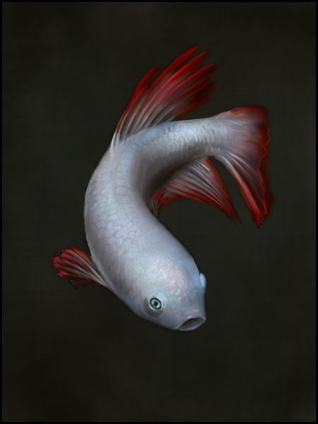Sketchpaint Fishy Bob by jezebel