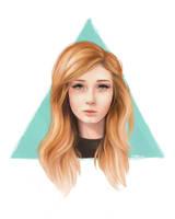Reddit Girl Portrait 5 by jezebel