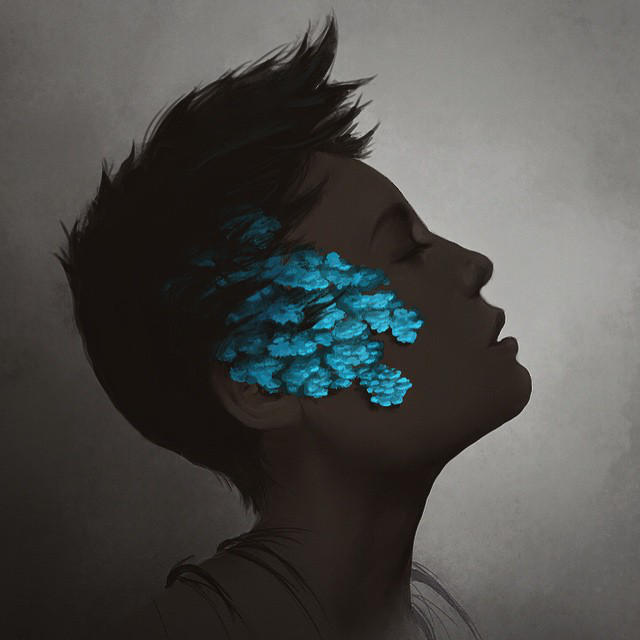 Flowerface by jezebel
