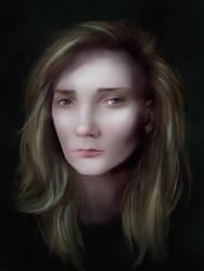 Reddit Girl Portrait Again by jezebel