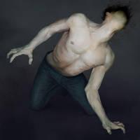 Figure Study Nightmare by jezebel