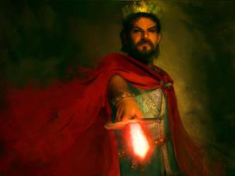 King Stannis Baratheon by jezebel