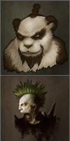 Horde Avatars by jezebel