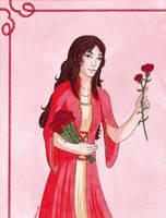 Lady Iris by Neruall