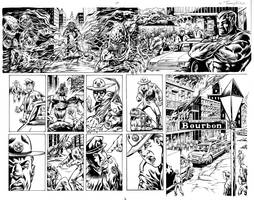 CapeTOWN - 2 PAGE SPREAD by TommyPhillips