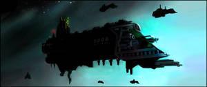 Warhammer: Emperor Class by mikkow