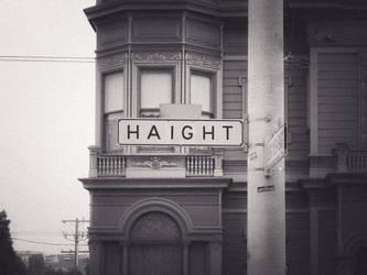 San Francisco by Paganheart22