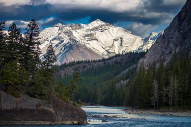 Banff Alberta Canada by Paganheart22