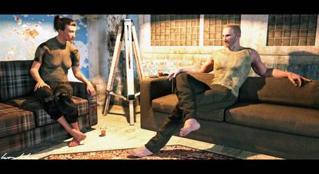 The last Interview. by koshnika