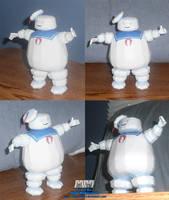 Stay Puft Marshmallow Man Assm by billybob884