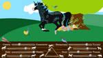 N1820  Blue Bird - No mutation Stallion by Nabashta