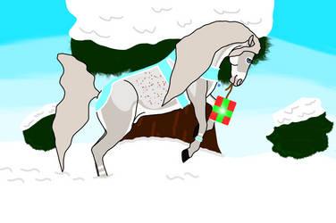 Merry Christmas | Secret Santa by Nabashta