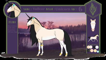 Vullcor | GoTR Stallion by Nabashta