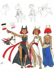 Rasa - Design Sheet by Dreballin3x