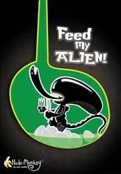 feed my alien by silent2283