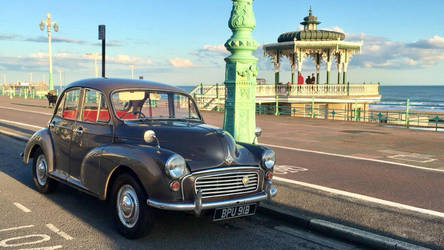 Brighton Bandstand by michael-brown