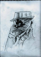 Rorschach Sketch by njgking75