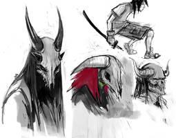 doodle by scrawlac