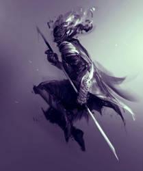 Knight by scrawlac
