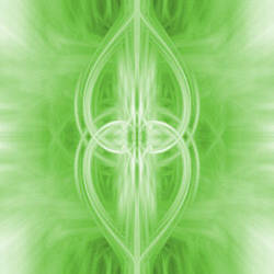 Green Tribal by WickedWarlock