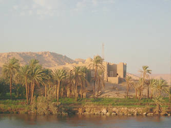 On the Nile again by WickedWarlock