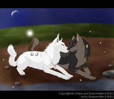 Moonshine by Runenwoelfin-chan