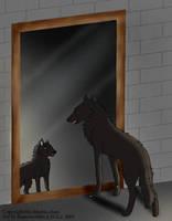 Mirror of past by Runenwoelfin-chan
