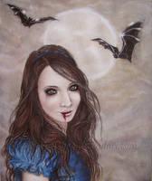 Vampire by AinhoaOrtez