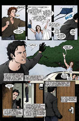 Issue 1,  Page 3 by Luije