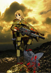 Mugi Imperial Marksman by earltheartist