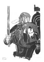Opus Venators Captain by earltheartist